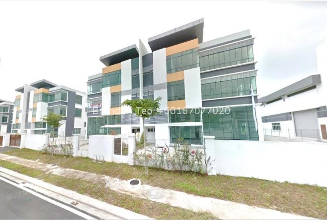 Johor Factory Malaysia Industry tempFileForShare_20200523-135532 Bonded Warehouse at Skudai 8 (PTR 6)
