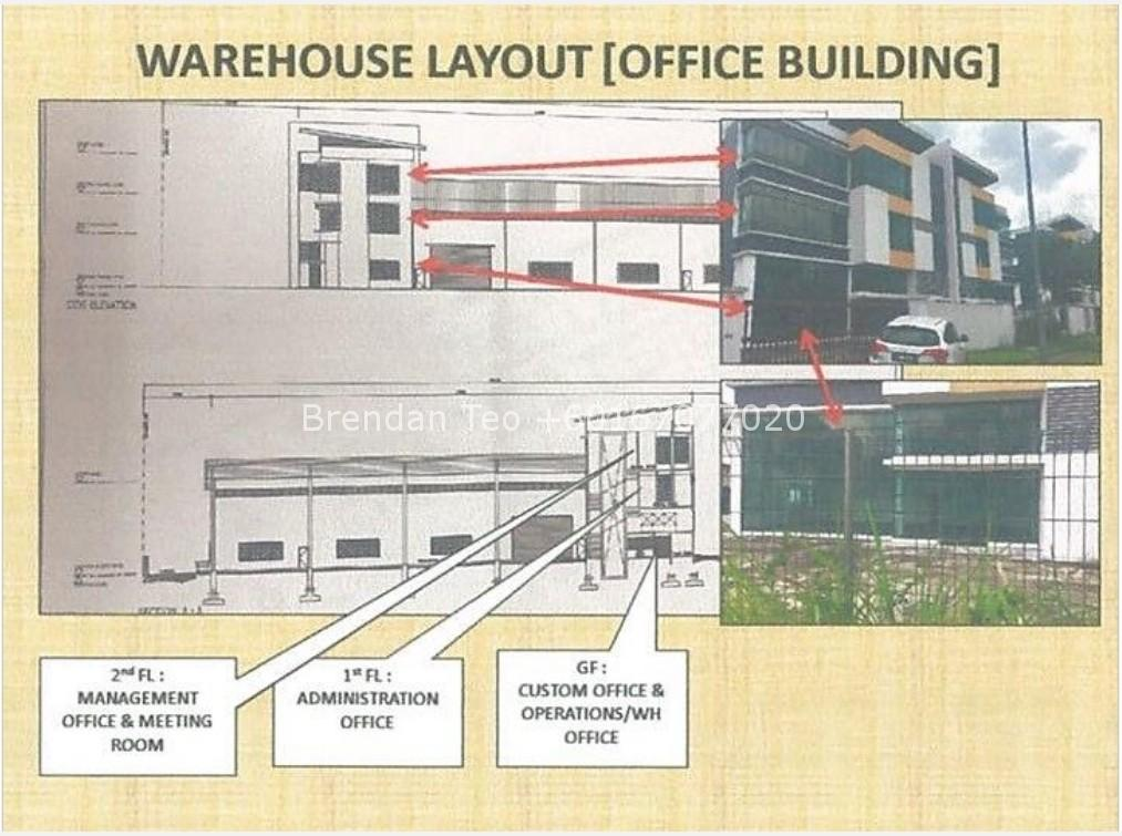 Johor Factory Malaysia Industry tempFileForShare_20200523-135640 Bonded Warehouse at Skudai 8 (PTR 6)