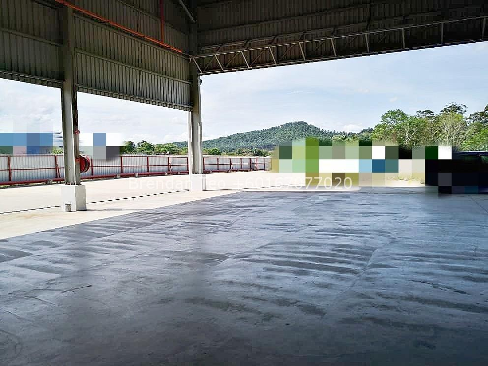 Johor Factory Malaysia Industry IMG-20200609-WA0018_mh1591769921539 Gelang Patah Open Shed Factory with Overhead Crane & Extra Land For Rent