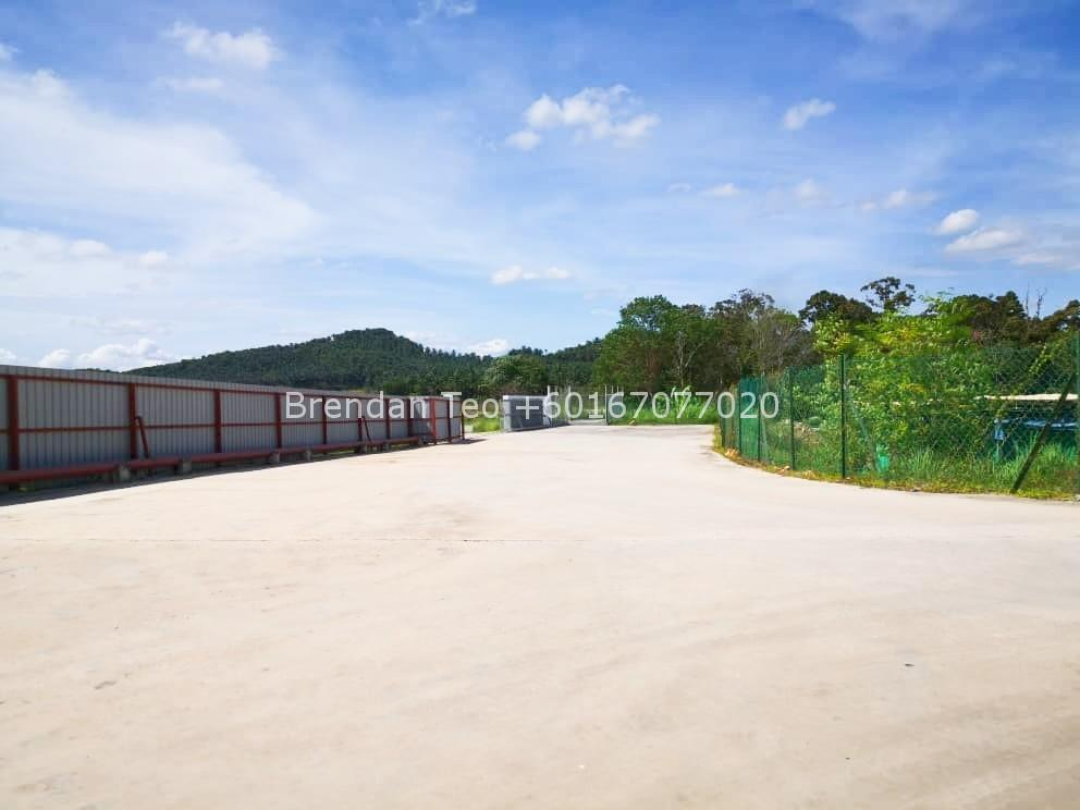 Johor Factory Malaysia Industry IMG-20200609-WA0019_mh1591769939205 Gelang Patah Open Shed Factory with Overhead Crane & Extra Land For Rent