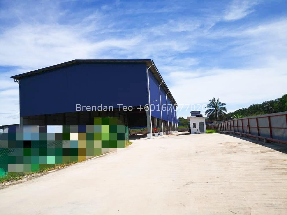 Johor Factory Malaysia Industry IMG-20200609-WA0020_mh1591769984581 Gelang Patah Open Shed Factory with Overhead Crane & Extra Land For Rent