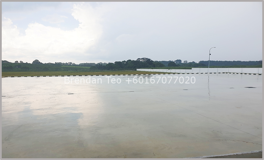 Johor Factory Malaysia Industry Picture2 Senai Area Freehold Detached Factory with 12 meter Height, 6.5 acres Land, Loading Bay and Overhead Crane Runway For Rent (BT-PTR43)