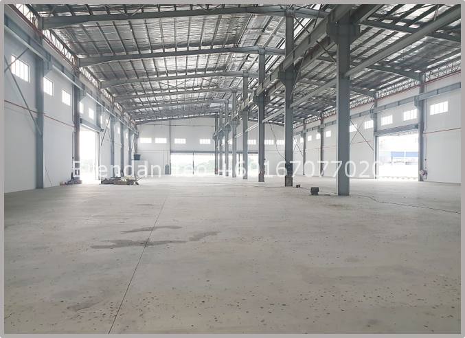Johor Factory Malaysia Industry Picture3 Senai Area Freehold Detached Factory with 12 meter Height, 6.5 acres Land, Loading Bay and Overhead Crane Runway For Rent (BT-PTR43)
