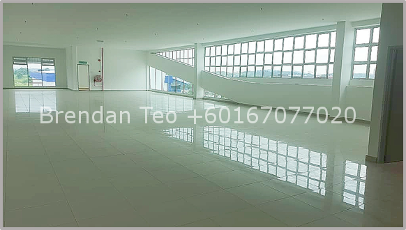 Johor Factory Malaysia Industry Picture5 Senai Area Freehold Detached Factory with 12 meter Height, 6.5 acres Land, Loading Bay and Overhead Crane Runway For Rent (BT-PTR43)