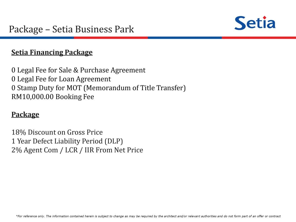 Johor Factory Malaysia Industry 0005 Setia Business Park