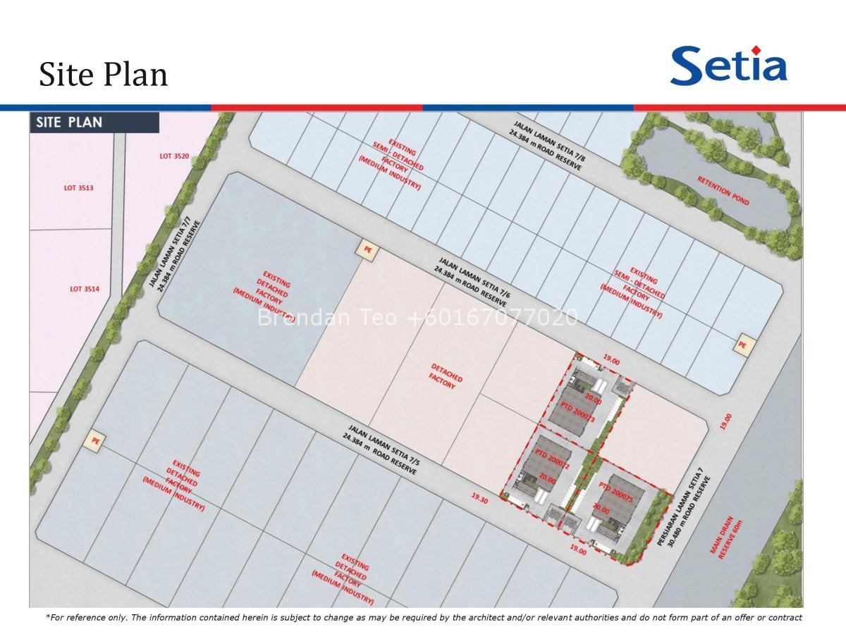 Johor Factory Malaysia Industry 0008 Setia Business Park