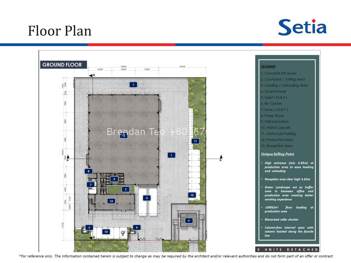 Johor Factory Malaysia Industry 0009 Setia Business Park