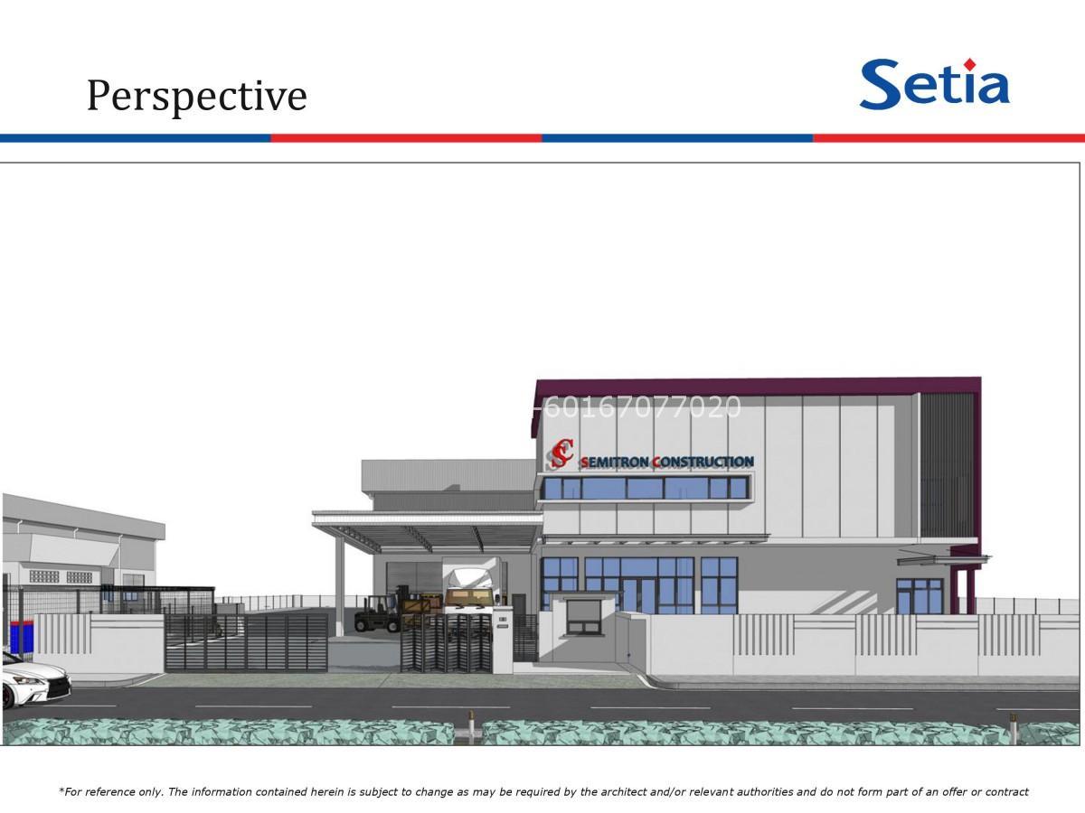 Johor Factory Malaysia Industry 0013 Setia Business Park