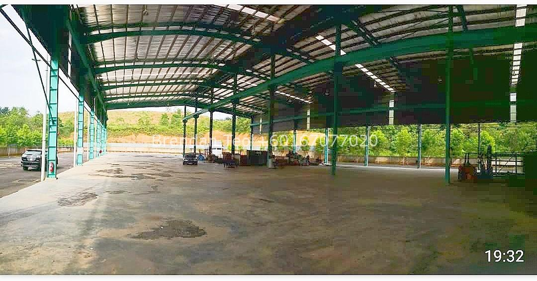 Johor Factory Malaysia Industry Screenshot_20200824-121312_WhatsApp_mh1598249770949 Senai area Freehold Detached Factory with 12 meter Height & Extra Land For Sell