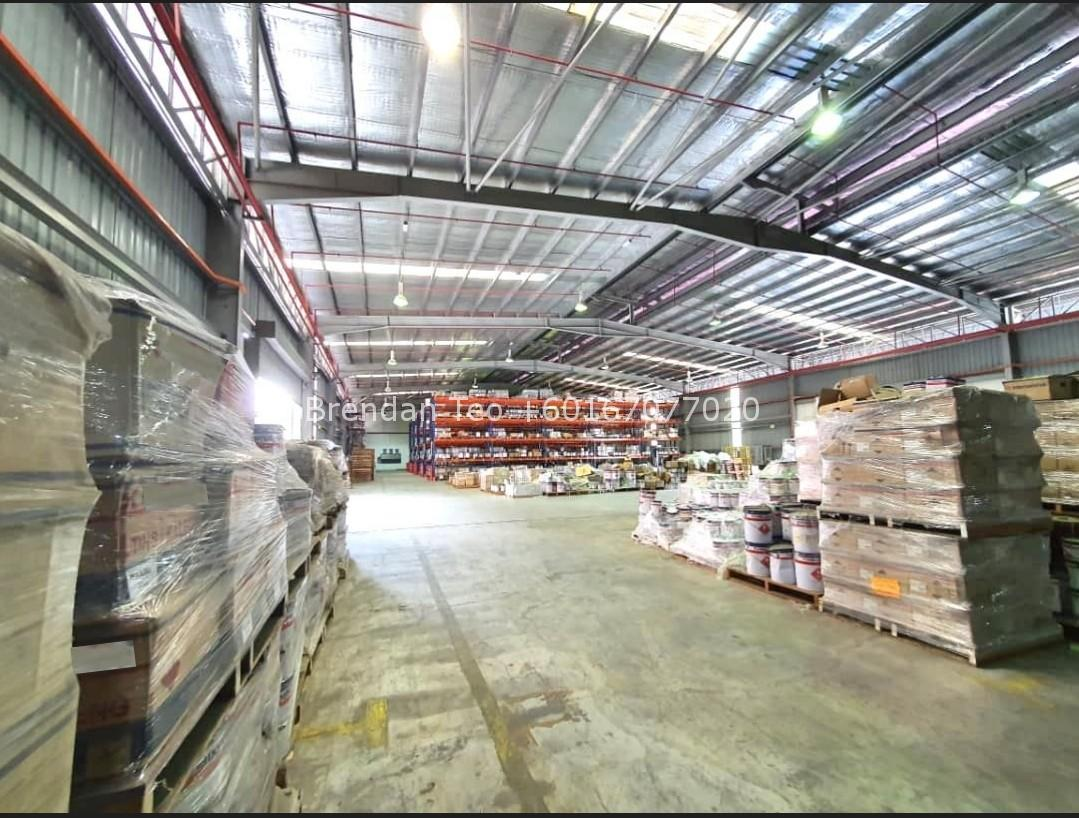 Johor Factory Malaysia Industry Screenshot_20200908-145301_Dropbox Pasir Gudang Detached Warehouse For Sell (PTR211)