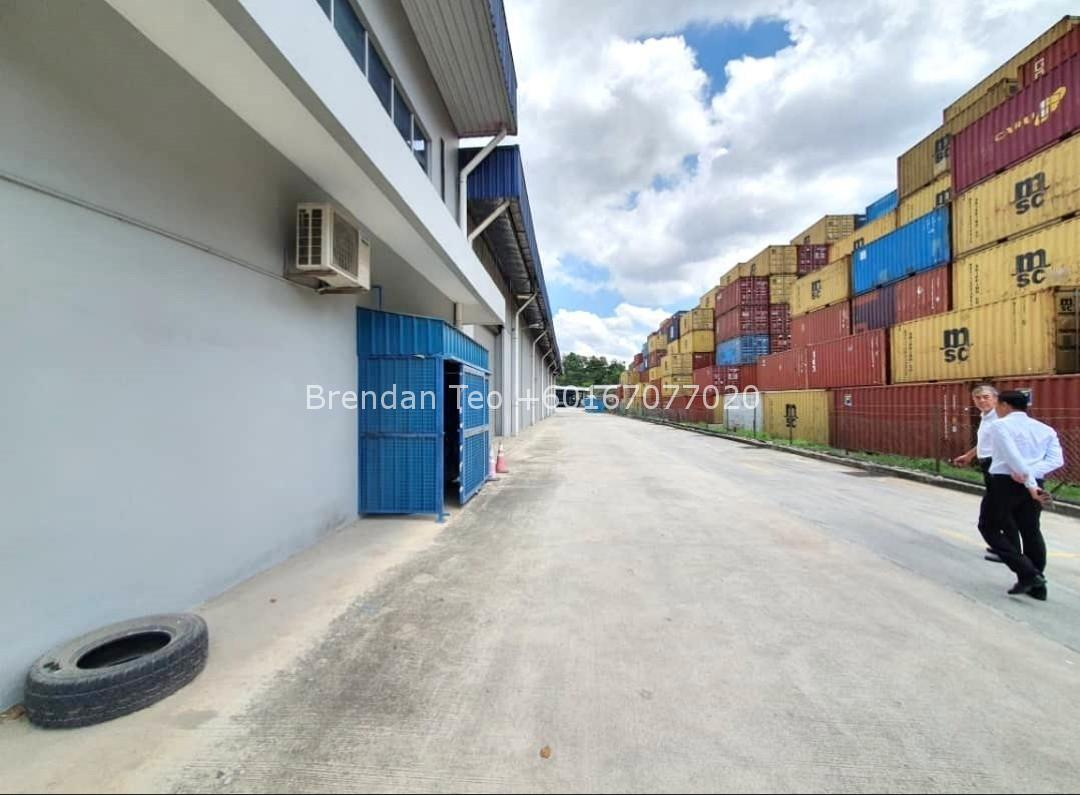 Johor Factory Malaysia Industry Screenshot_20200908-145328_Dropbox Pasir Gudang Detached Warehouse For Sell (PTR211)