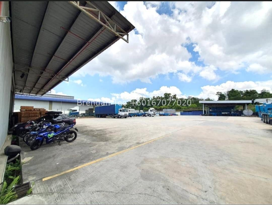 Johor Factory Malaysia Industry Screenshot_20200908-145341_Dropbox Pasir Gudang Detached Warehouse For Sell (PTR211)