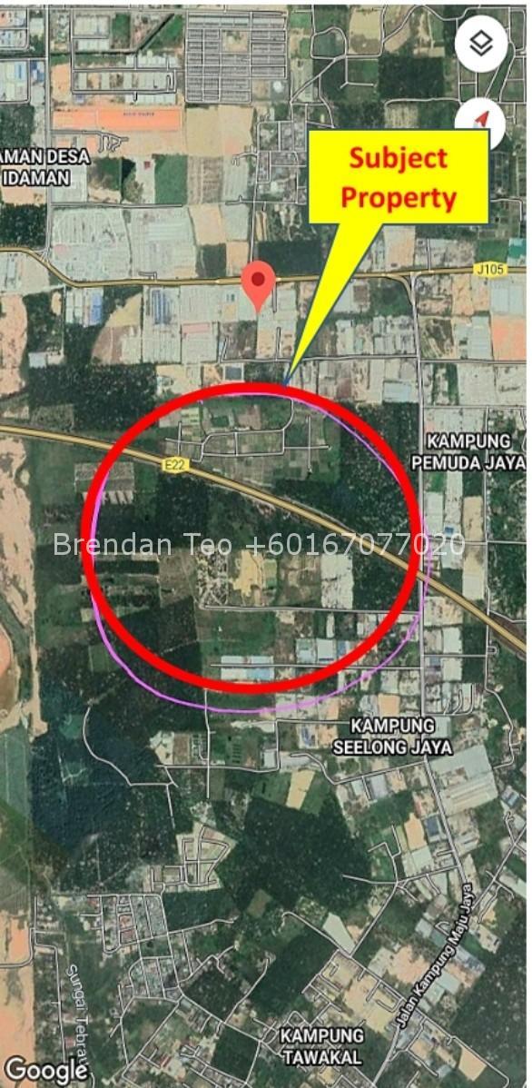 Johor Factory Malaysia Industry tempFileForShare_20201024-191951 Senai, Seelong 30 acres Industry Land For Sale